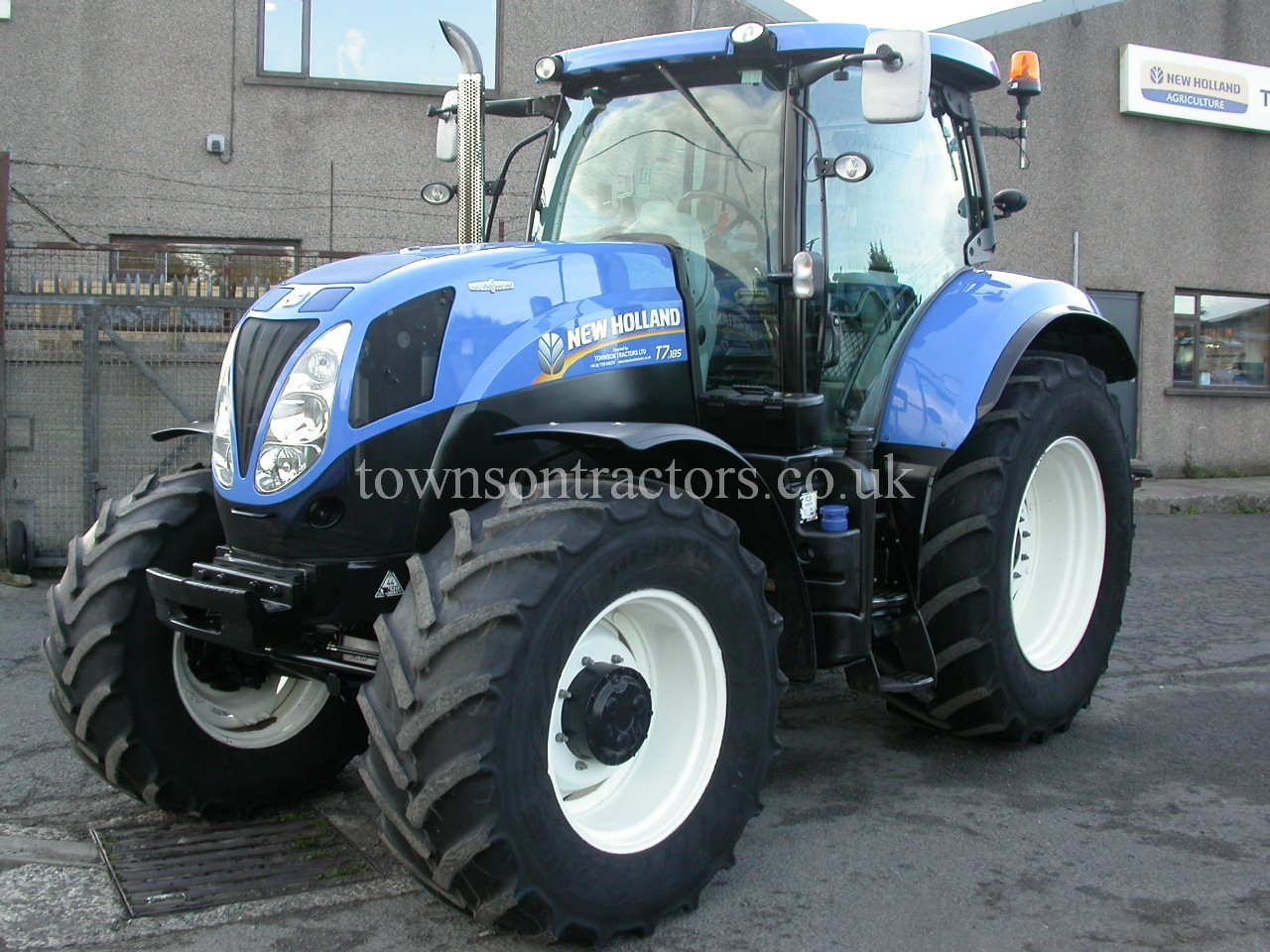 New Holland T7 185 | New Holland Used Tractors, Townson Tractors