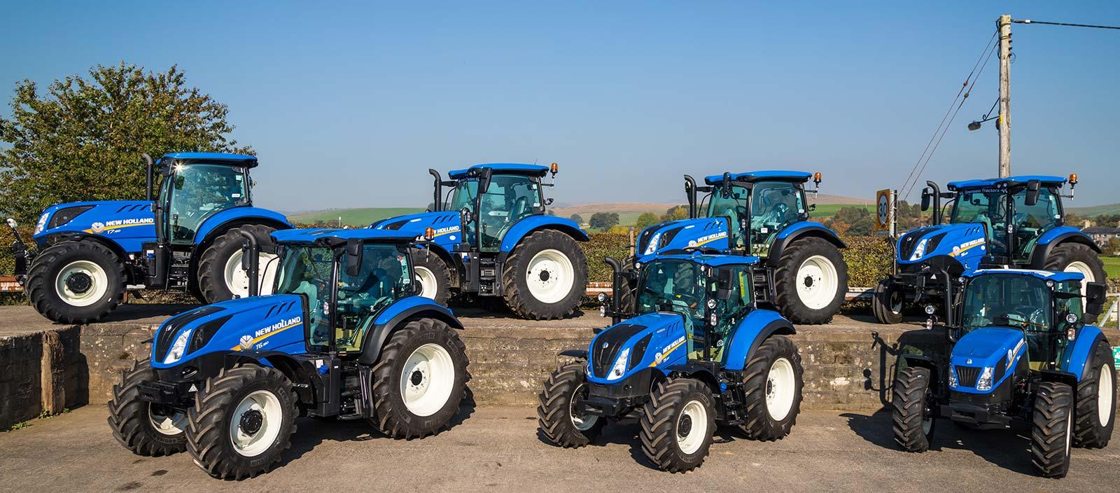 Home - Townson Tractors