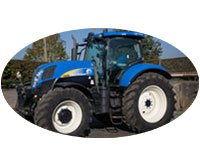 Used New Holland Tractors / Machinery