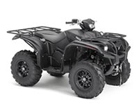 New Yamaha ATVs