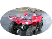 Used Yamaha ATVs