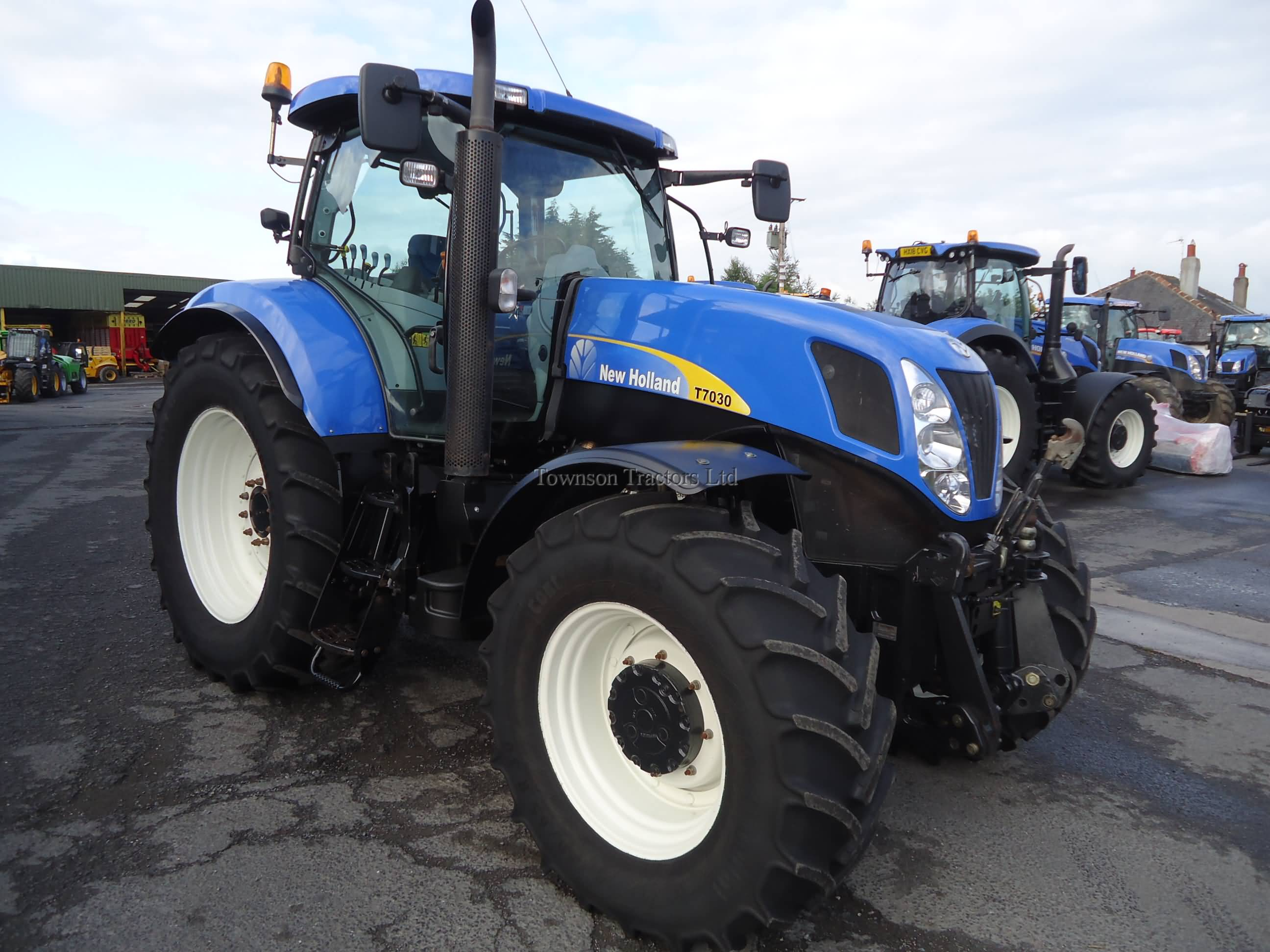 New Holland T7030 - Townson Tractors
